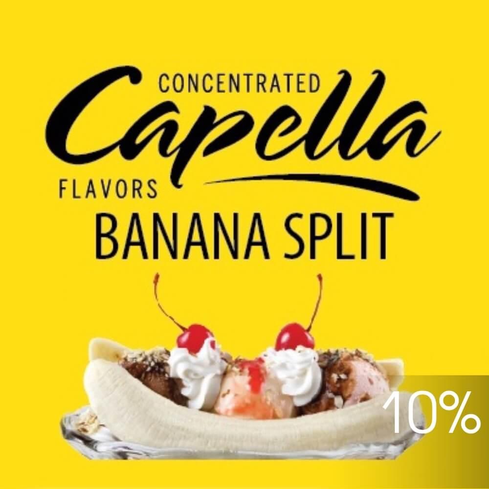 CAP Banana Split / Банановый десерт 10мл