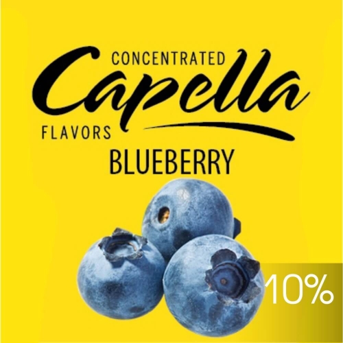 CAP Blueberry / Черника 10мл