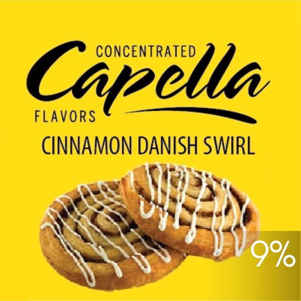 CAP Cinnamon Danish Swirl / Датская булочка с корицей 10мл
