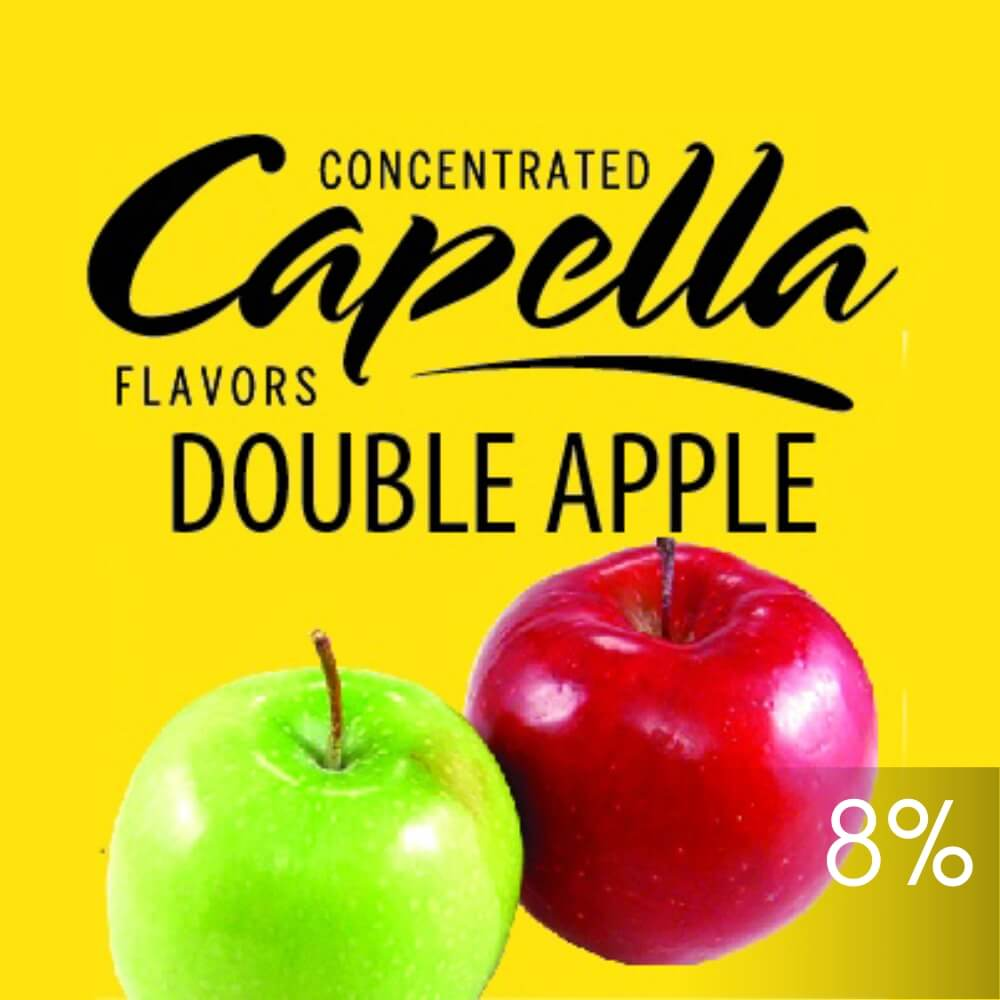 CAP Double Apple / Двойное яблоко 10мл