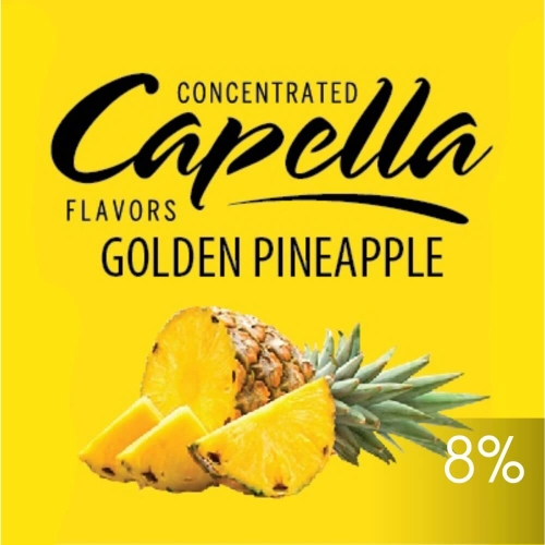 CAP Gold Pineapple / Золотой ананас 10мл