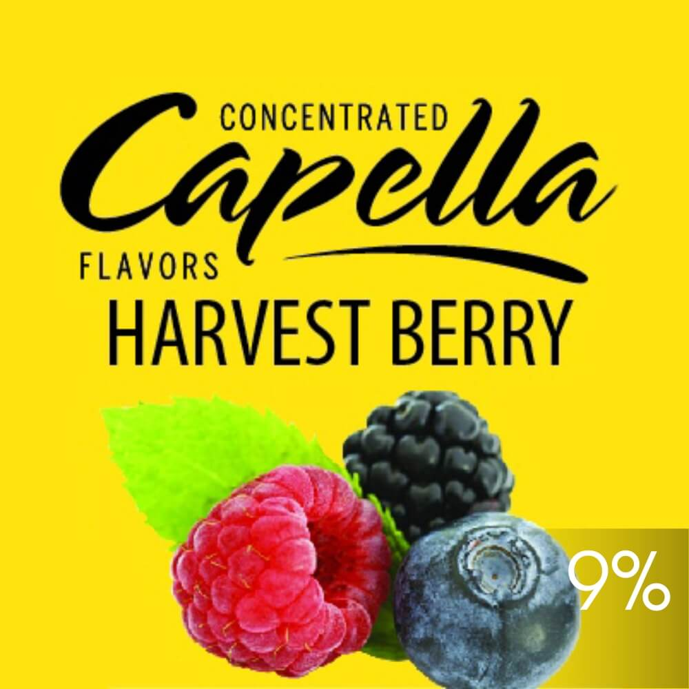 CAP Harvest Berry / Лесные ягоды 10мл