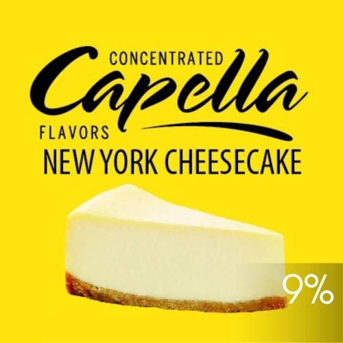 CAP New York Cheesecake / Чизкейк Нью-Йорк 10мл