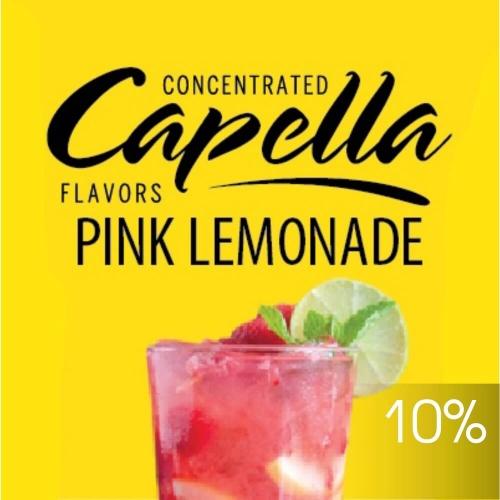 CAP Pink Lemonade / Розовый лимонад 10мл