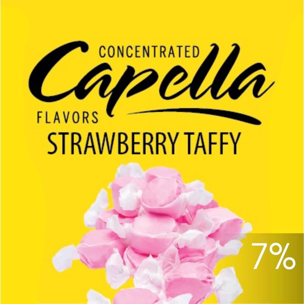 CAP Strawberry Taffy / Клубничная ириска 10мл