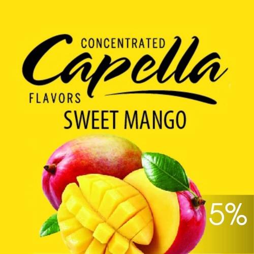 CAP Sweet Mango / Манго 10мл