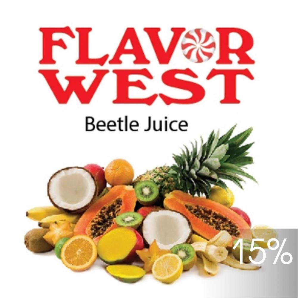 FW Beetle Juice / Тропический микс 10мл