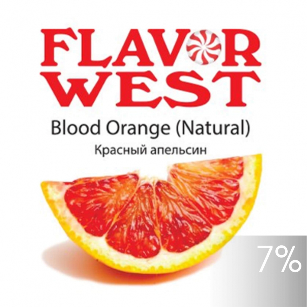 FW Blood Orange (Natural) / Красный апельсин 10мл