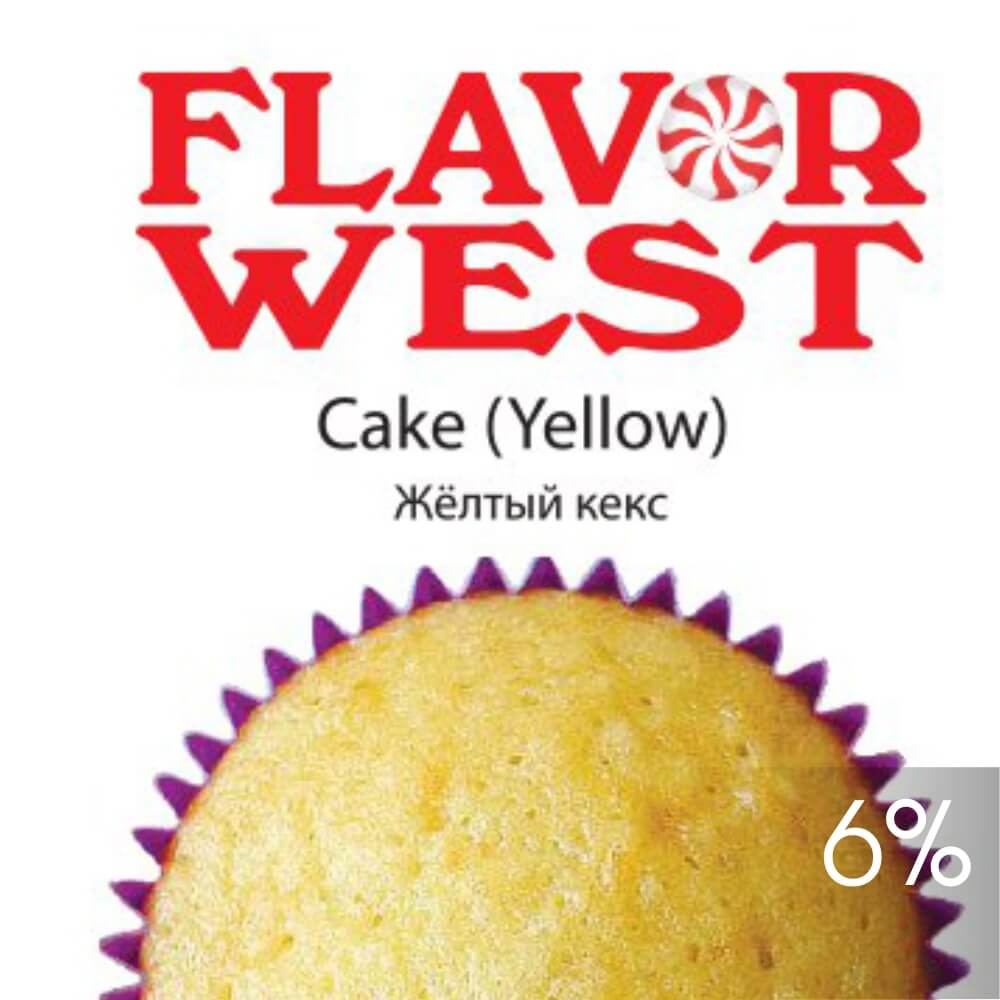 FW Cake (Yellow) / Кекс 10мл