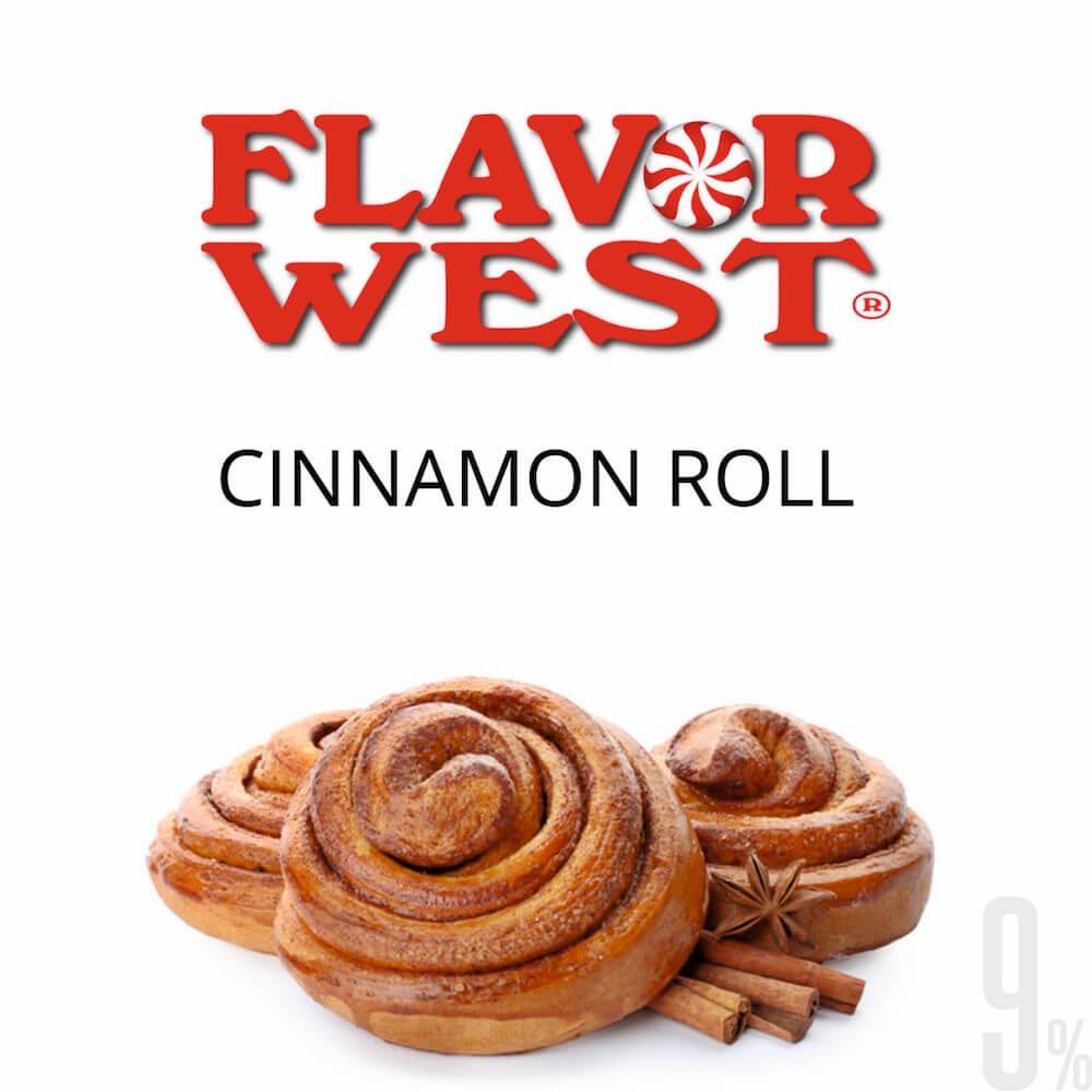FW Cinnamon Roll / Булочка с корицей 10мл