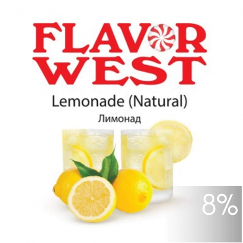 FW Lemonade (Natural) / Лимонад 10мл