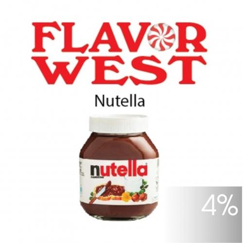 FW Nutella / Шоколадная паста с орехами 10мл