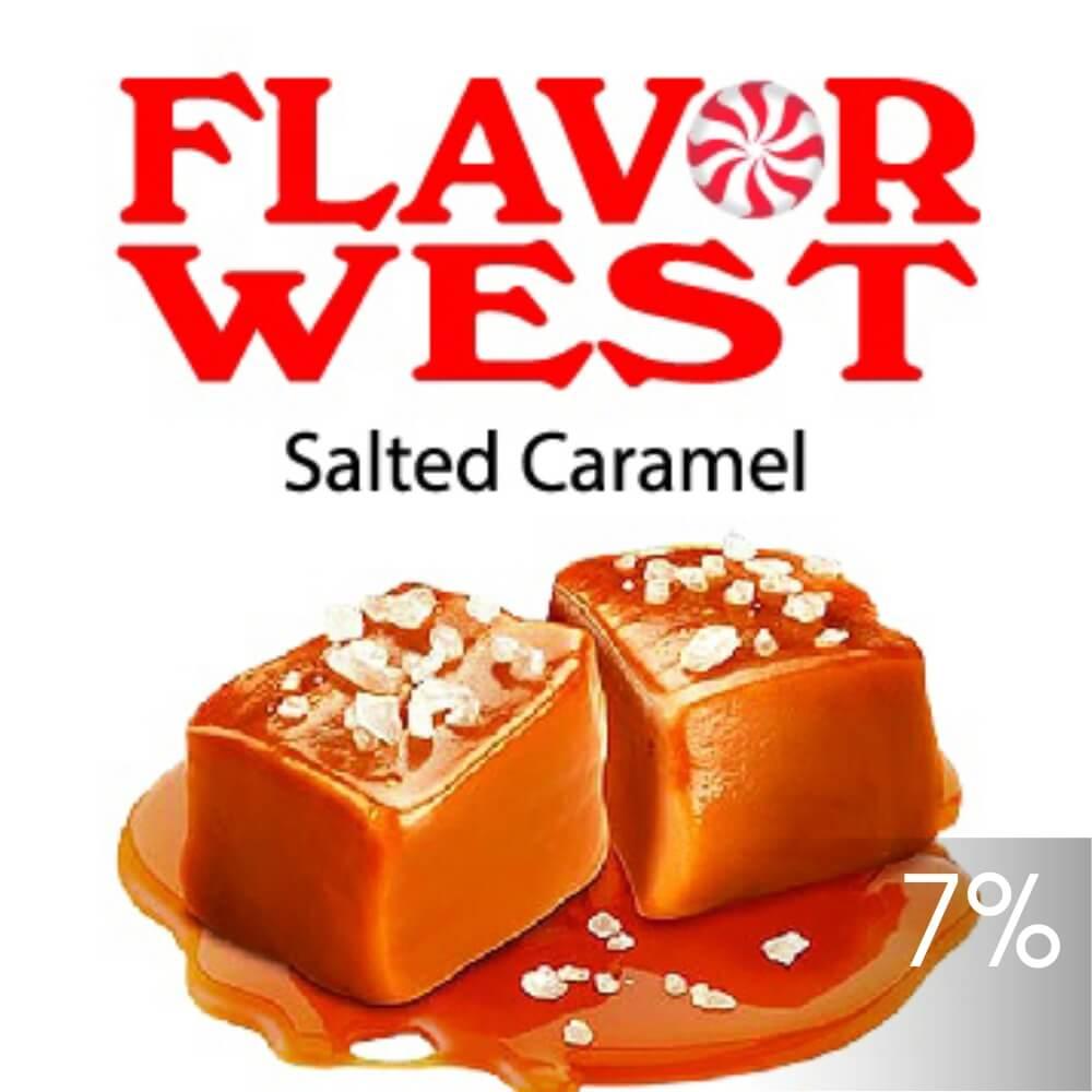 FW Salted Caramel / Сливочная карамель 10мл