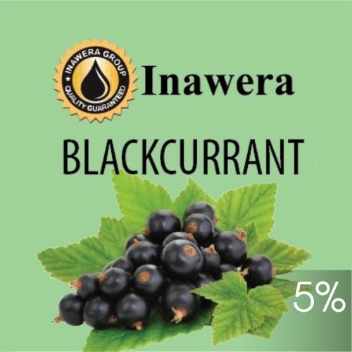 INW Blackcurrant / Чёрная смородина 10мл