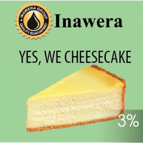 INW Yes, We Cheesecake / Чизкейк 10мл