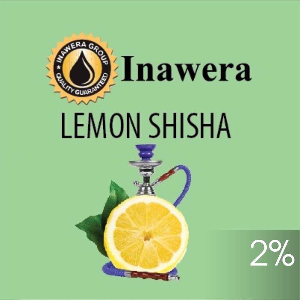 INW Lemon Shisha / Кальянный лимон 10мл