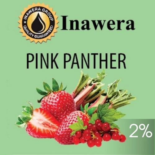 INW Pink Panther / Микс из клубники, ревеня и красной смородины 10мл