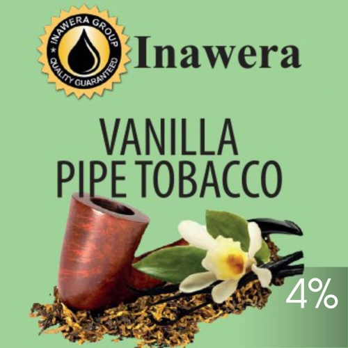 INW Vanilla Pipe Tobacco / Ванильный табак 10мл