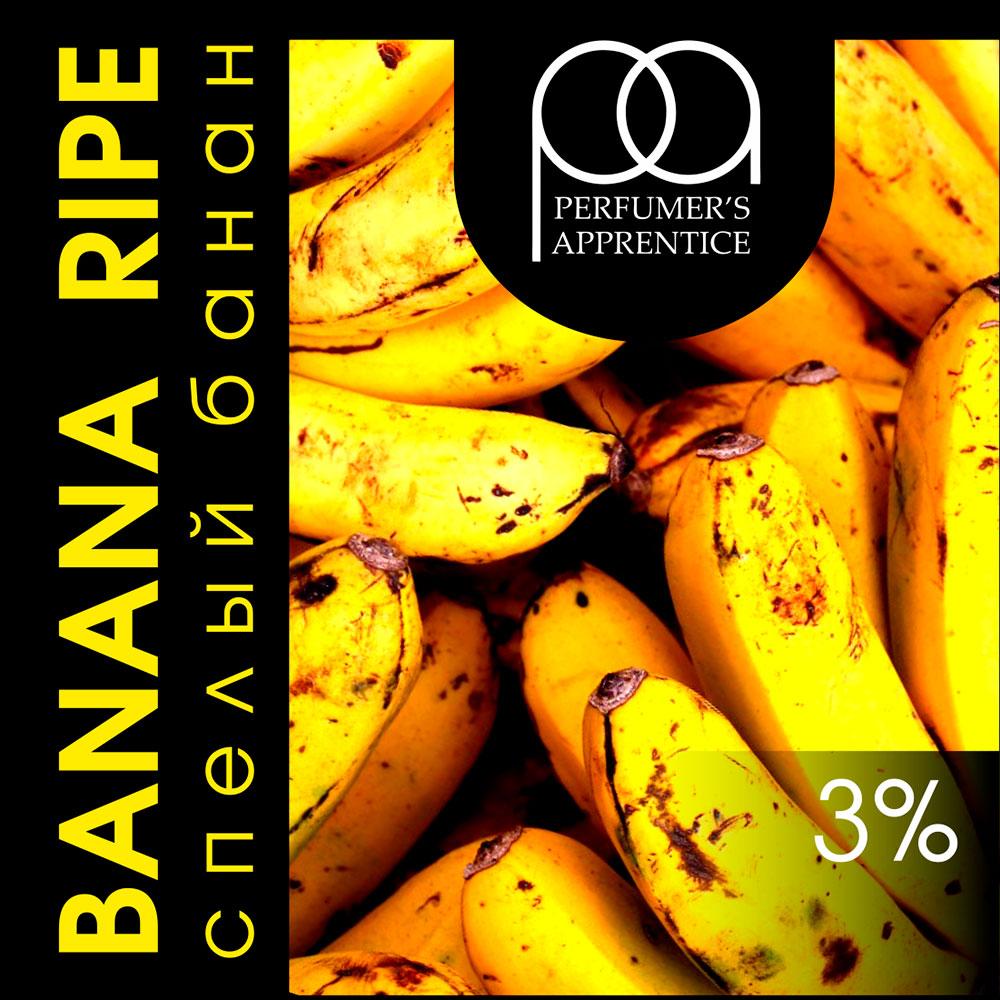 TPA Banana Ripe / Спелый банан 10мл
