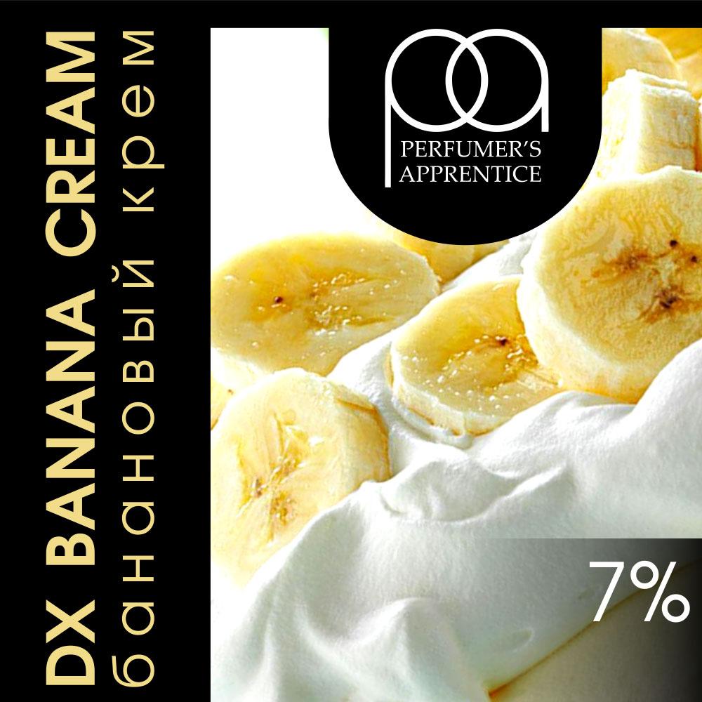 TPA Banana Cream / Банановый крем 10мл