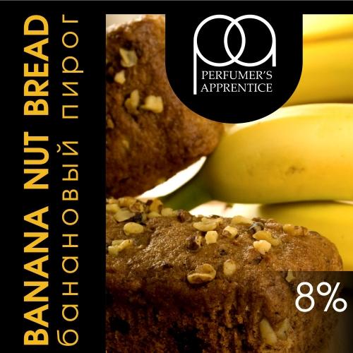 TPA Banana Nut Bread / Бананово-ореховый пирог 10мл
