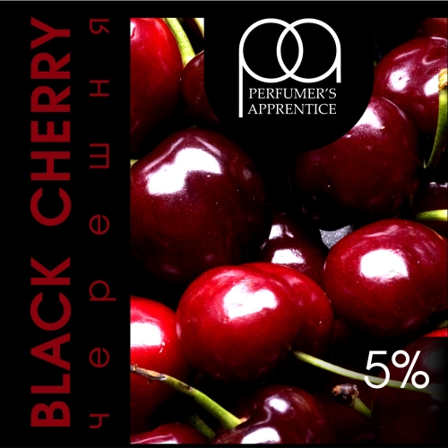 TPA Black Cherry / Черешня 10мл