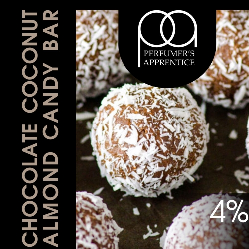 TPA Chocolate Coconut Almond Candy Bar / Шоколадно-кокосовая конфета 10мл