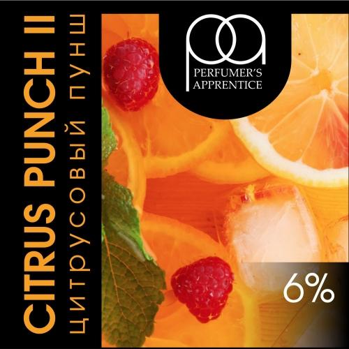 TPA Citrus Punch II / Цитрусовый пунш 10мл