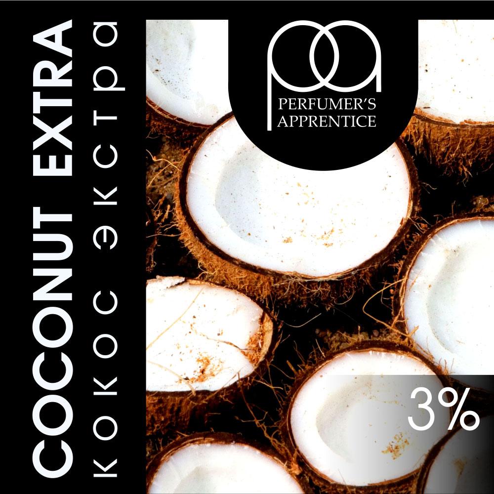 TPA Coconut Extra / Кокос Экстра 10мл