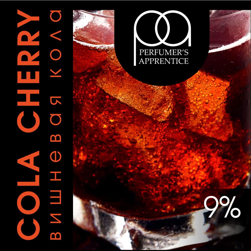 TPA Cola Cherry / Вишневая кола 10мл