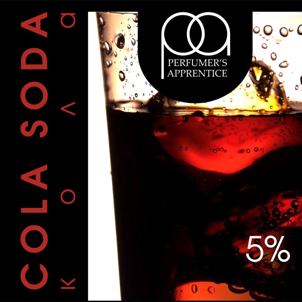 TPA Cola Soda / Кола 10мл