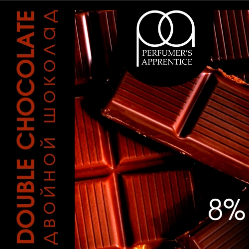 TPA Double Chocolate (Clear) / Двойной шоколад 10мл