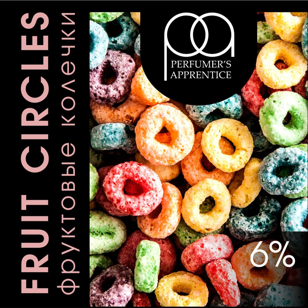 TPA Fruit Circles / Фруктовые колечки 10мл