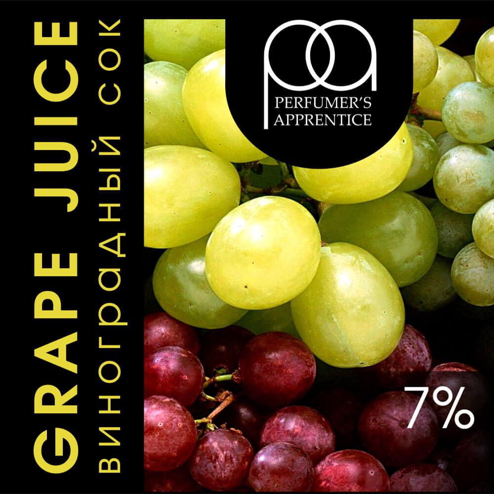 TPA Grape Juice / Виноградный сок 10мл