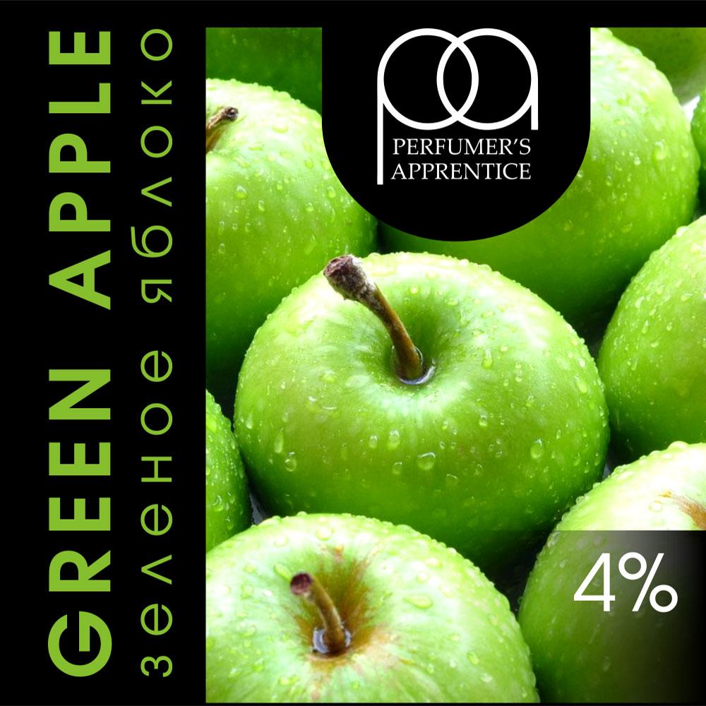 TPA Green Apple / Зеленое яблоко 10мл