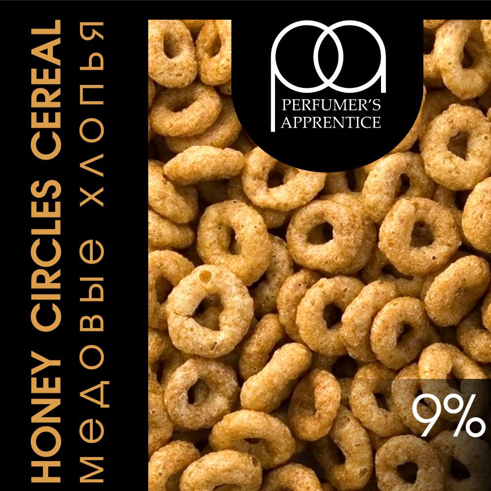 TPA Honey Circles Cereal / Медовые хлопья 10мл