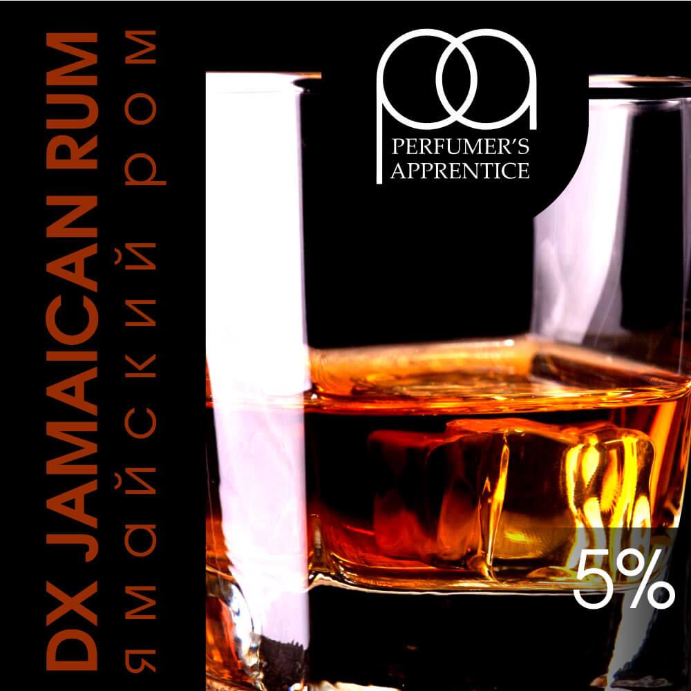 TPA Jamaican Rum / Ямайский ром 10мл