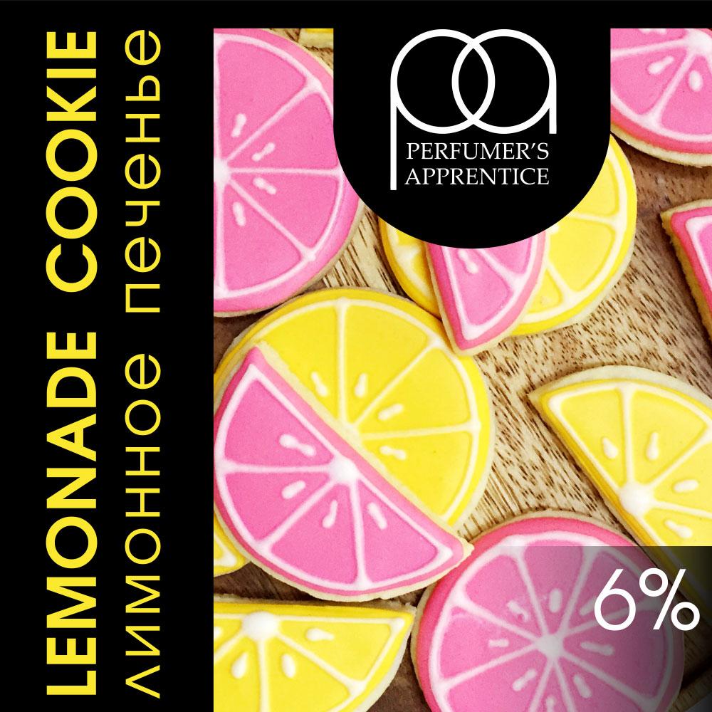 TPA Lemonade Cookie / Лимонное печенье 10мл