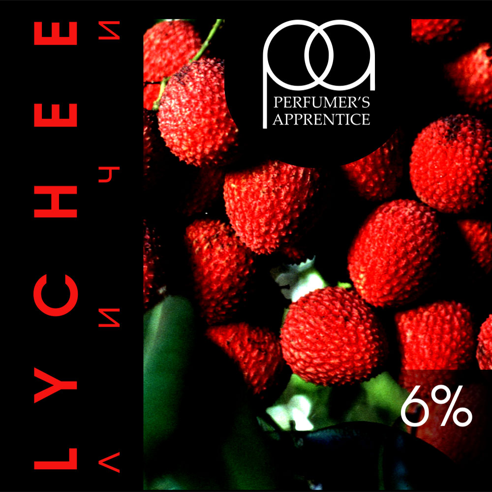 TPA Lychee / Личи 10мл
