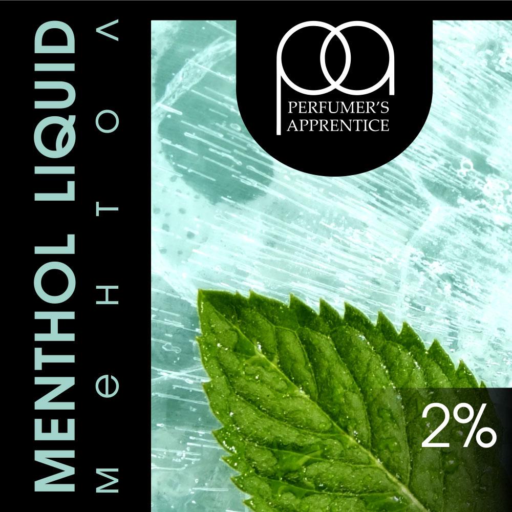 TPA Menthol / Ментол 10мл