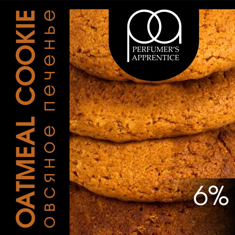 TPA Oatmeal Cookie / Овсяное печенье 10мл