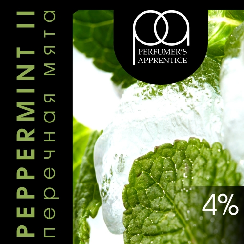 TPA Peppermint / Перечная мята 10мл