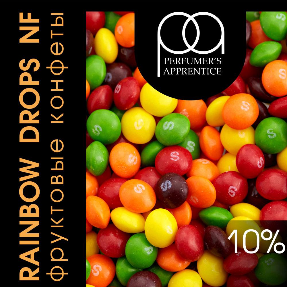 TPA Rainbow Drops NF / Фруктовые конфеты 10мл