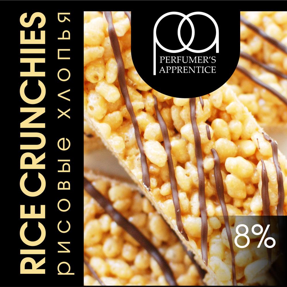 TPA Rice Crunchies / Воздушный рис 10мл