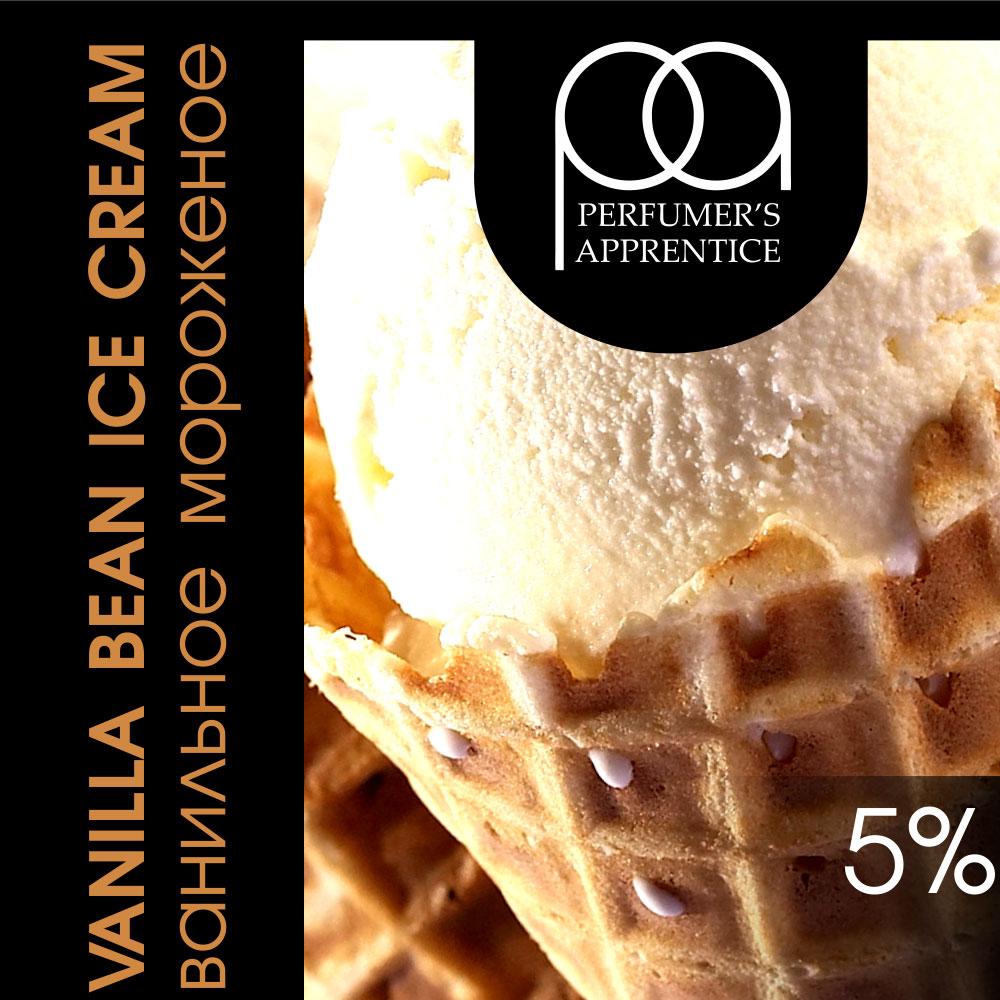TPA Vanilla Bean Ice Cream / Ванильное мороженое 10мл