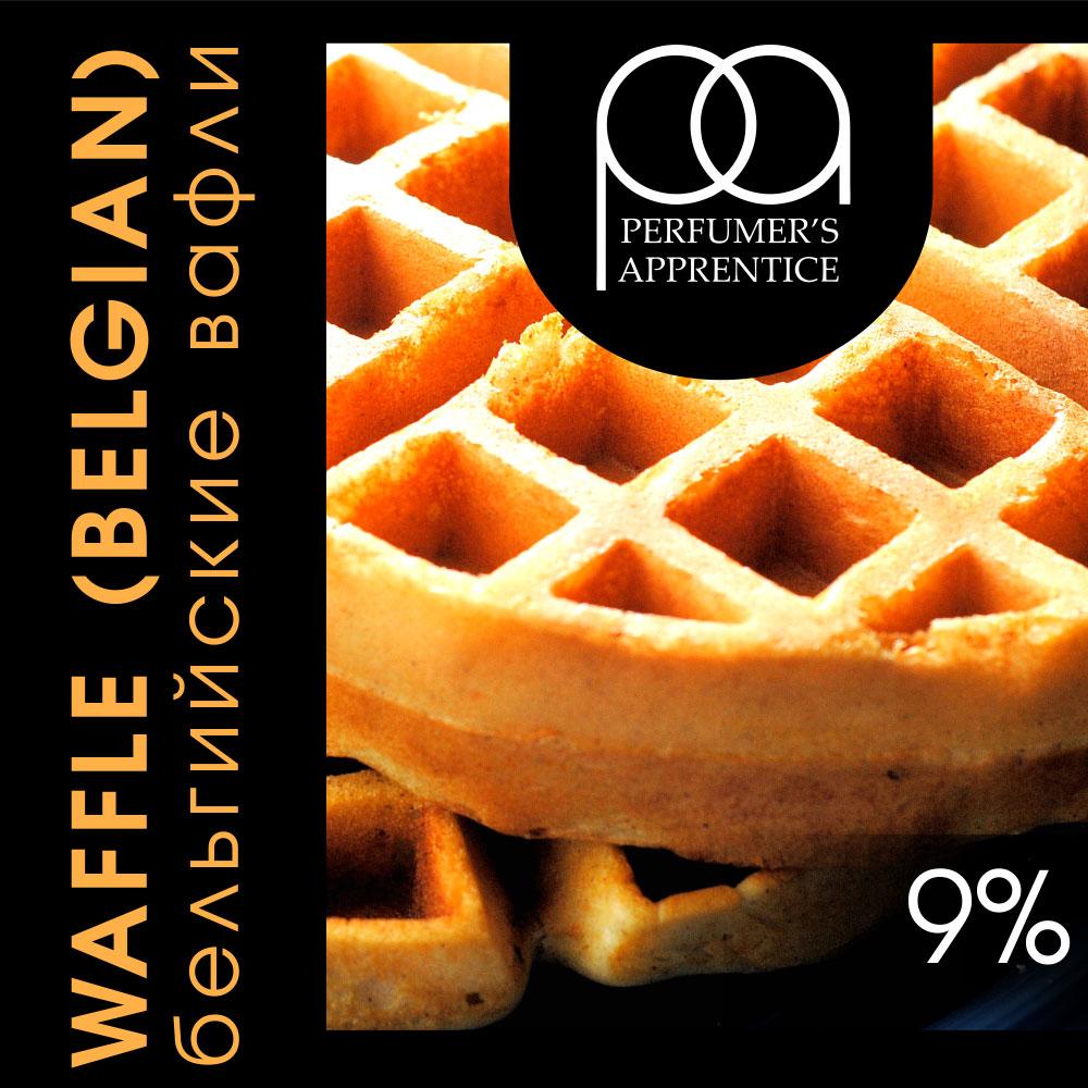 TPA Waffle Belgian / Бельгийские вафли 10мл