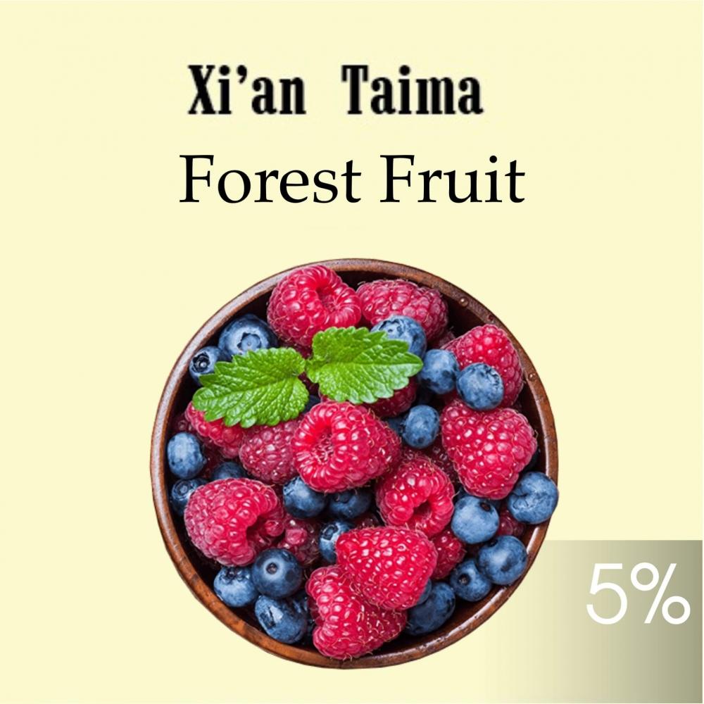 XT Forest Fruit  / Лесные ягоды 10мл