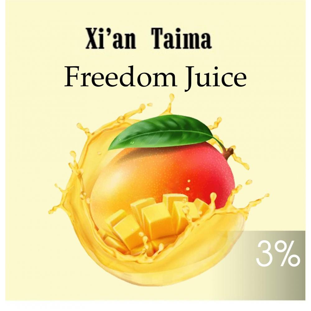 XT Freedom Juice  / Фруктовый сок 10мл