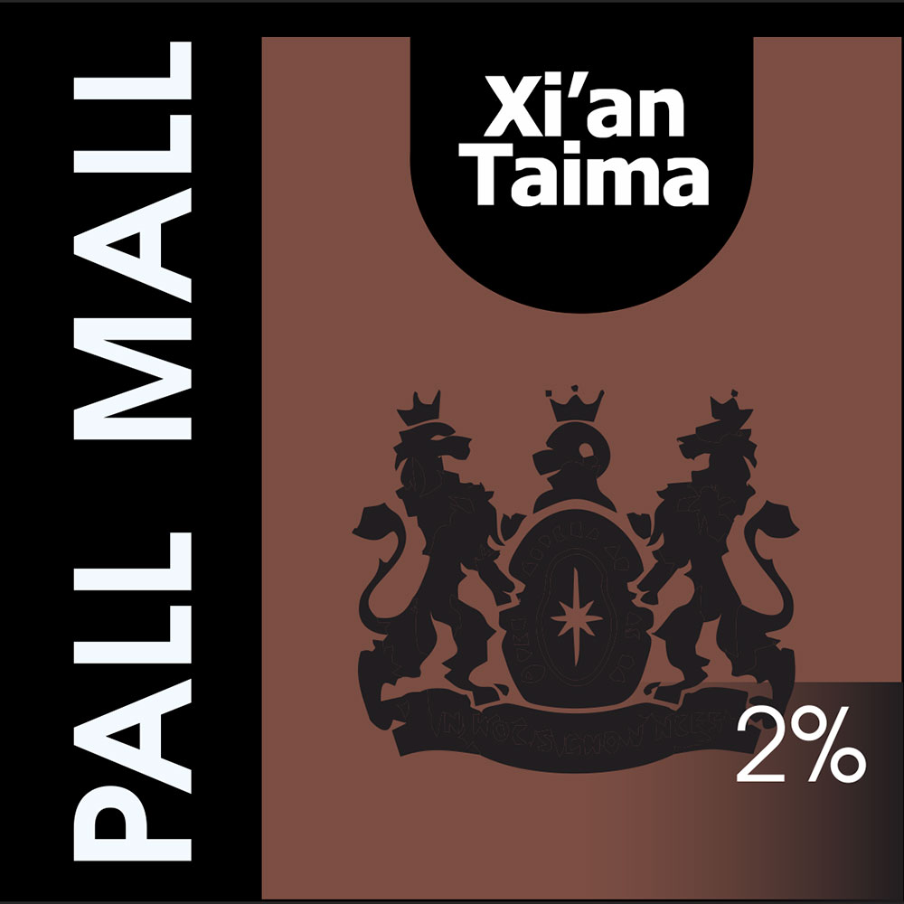 XT Pall Mall 5мл