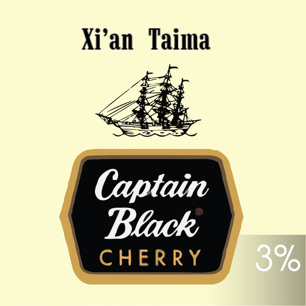 XT Captain Black Cherry 10мл